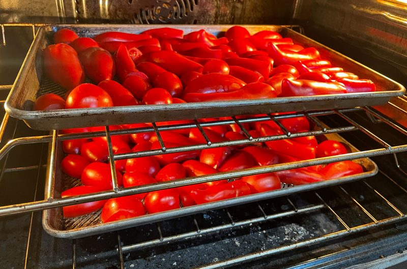 Oven Roasted Tomatoes